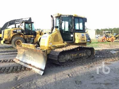 2018 KOMATSU D39PX-24 Crawler Tractor