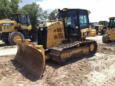 2017 CAT D5K2 LPG LGP Crawler Tractor