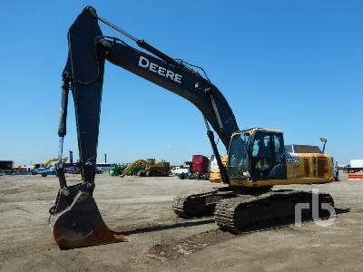 2013 JOHN DEERE 350G LC Hydraulic Excavator