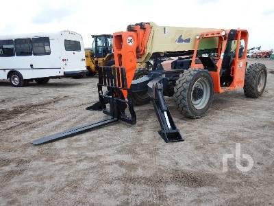 2011 JLG G1055A 10000 Lb 4x4x4 Telescopic Forklift