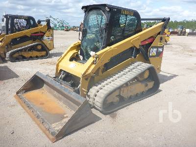 2016 CATERPILLAR 289D 2 Spd Compact Track Loader