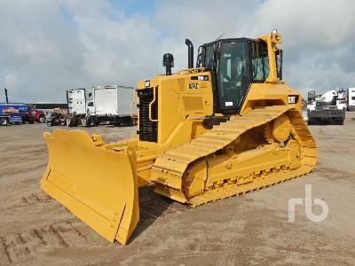 2017 CATERPILLAR D6N LGP Crawler Tractor