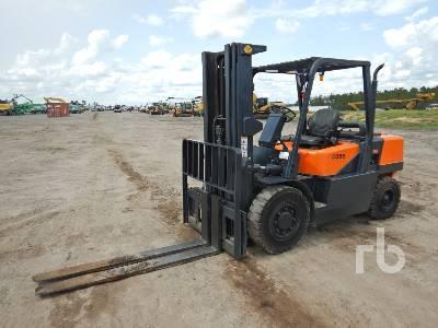 DOOSAN D35S-5 5950 Lb Forklift