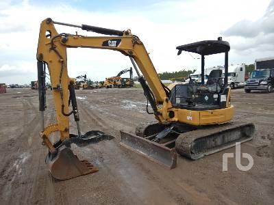 2011 CATERPILLAR 305D CR Midi Excavator (5 - 9.9 Tons)