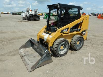 2015 CATERPILLAR 226B3 Skid Steer Loader