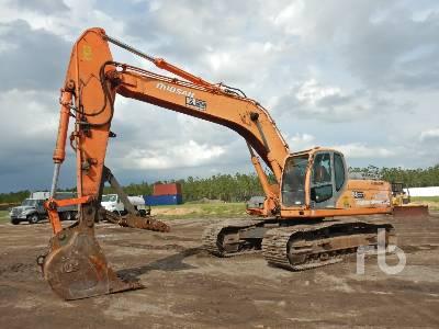 2006 DOOSAN DX300 LC Hydraulic Excavator
