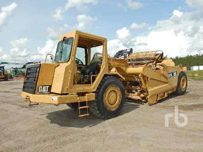 1998 CATERPILLAR 613C Series II Elevating Motor Scraper