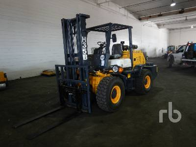 Unused 2020 VELOAD H35B 6000 Lb Rough Terrain Forklift
