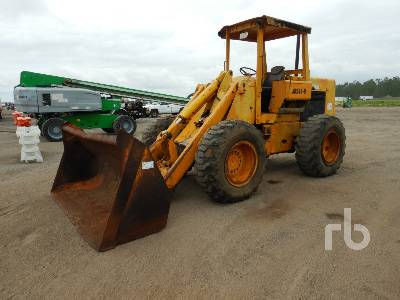 1977 JOHN DEERE 544B Wheel Loader