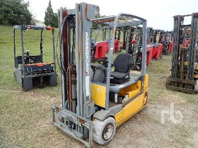 JUNGHEINRICH DA6414 3600 Lb Electric Forklift Parts/Stationary Construction-Other