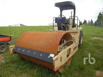 2007 INGERSOLL-RAND SD100DC Vibratory Roller