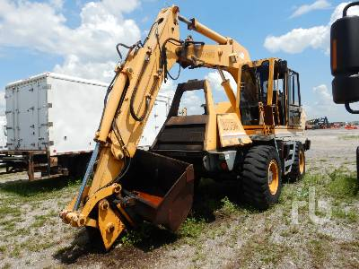 2000 BADGER 1085D Mobile Excavator