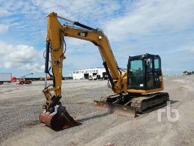 2013 CATERPILLAR 308E2 CR Midi Excavator (5 - 9.9 Tons)