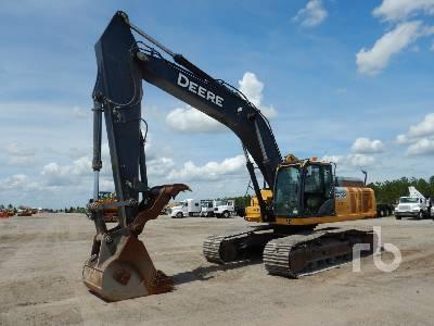 2015 JOHN DEERE 350G LC Hydraulic Excavator