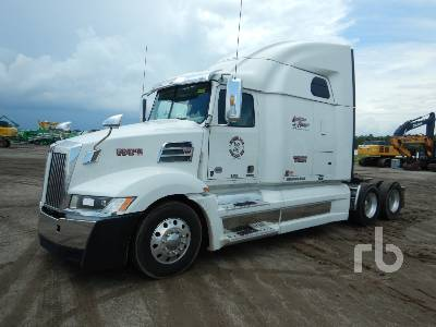 2016 WESTERN STAR 5700XE Sleeper Truck Tractor (T/A)