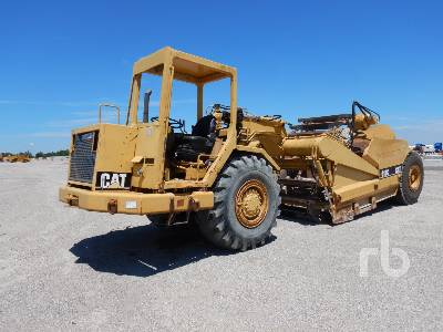 1992 CATERPILLAR 613C Elevating Motor Scraper