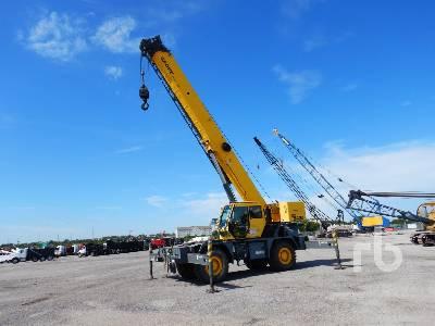 2012 GROVE RT540E 40 Ton 4x4x4 Rough Terrain Crane