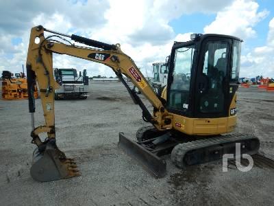 2014 CATERPILLAR 303.5ECR Mini Excavator (1 - 4.9 Tons)
