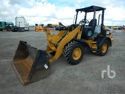 2016 CATERPILLAR 908M Wheel Loader