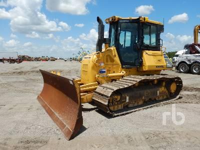 2017 KOMATSU D51PX-24 Crawler Tractor