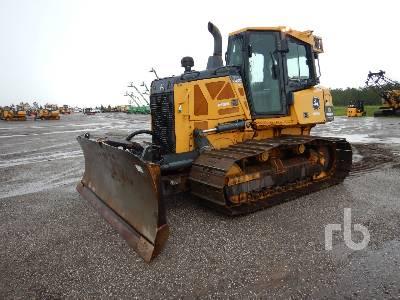 2015 JOHN DEERE 700K LGP Crawler Tractor