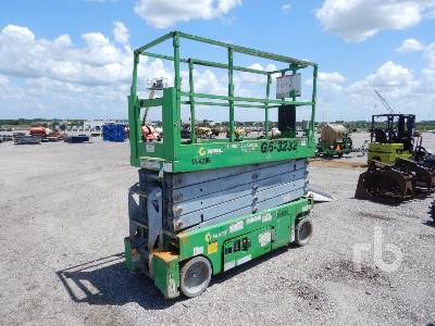 2014 GENIE GS3232 Electric Scissorlift