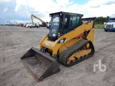 2013 CATERPILLAR 259B3 Compact Track Loader