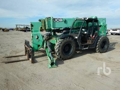2013 JCB 510-56 10000 Lb 4x4x4 Telescopic Forklift