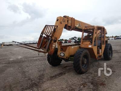 2001 LULL 844C42 8000 Lb 4x4x4 Telescopic Forklift