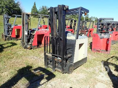 CROWN 3000 SERIES 2750 Lb Electric Forklift Parts/Stationary Construction-Other