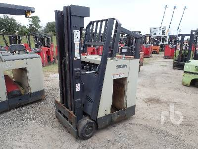 CROWN 25RCTT 2500 Lb Electric Forklift Parts/Stationary Construction-Other