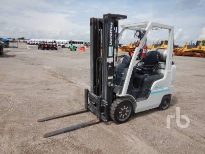 UNICARRIERS CF50LP 4700 Lb Forklift