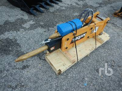 Unused TROJAN 50CL Excavator Hydraulic Hammer