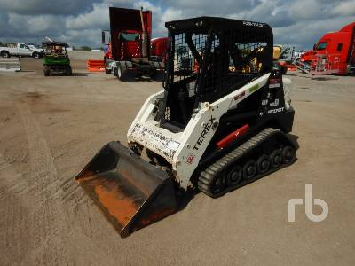 2016 TEREX R070T Compact Track Loader