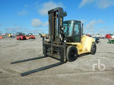 2008 HYSTER H360HD 34100 Lb Forklift