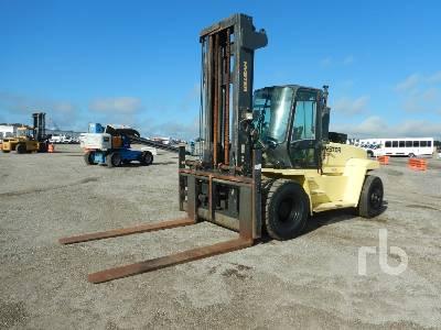 2005 HYSTER H360HD 34300 Lb Forklift