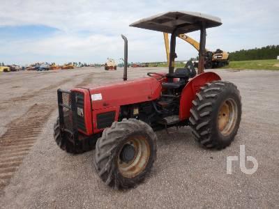 2005 MASSEY FERGUSON 461 MFWD Tractor