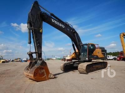 2017 VOLVO EC480EL Hydraulic Excavator