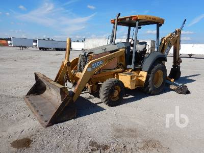 2004 JOHN DEERE 310G 4x4 Loader Backhoe