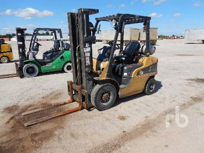 CATERPILLAR P5000 4500 Lb Forklift