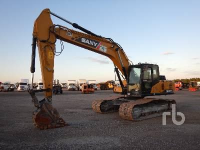 2017 SANY SY215 Hydraulic Excavator