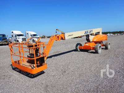 2012 JLG E600JP Electric Boom Lift