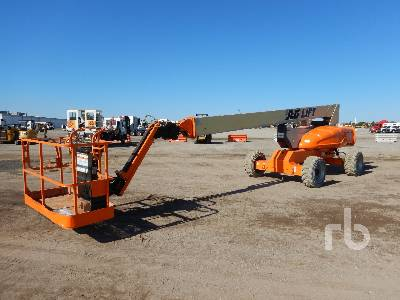 2013 JLG E600JP Electric Boom Lift