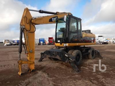 2010 CATERPILLAR M315D Mobile Excavator