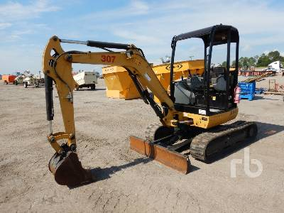 2013 CATERPILLAR 302.7D CR Mini Excavator (1 - 4.9 Tons)