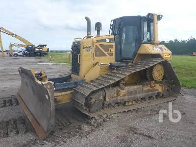 2014 CATERPILLAR D6N LGP Crawler Tractor