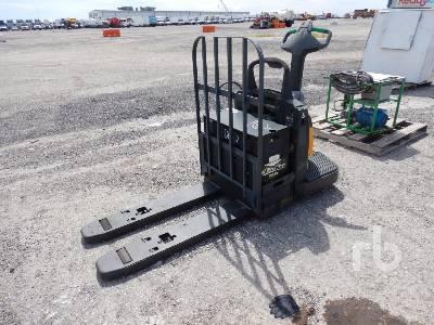 JUNGHEINRICH ECR327 6000 Lb Electric Pallet Jack