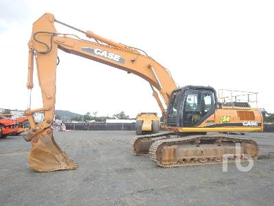 2012 CASE CX470B Hydraulic Excavator