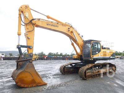 2015 HYUNDAI ROBEX 520LC-9 Hydraulic Excavator