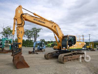 2014 HYUNDAI ROBEX 290LC-9 Hydraulic Excavator